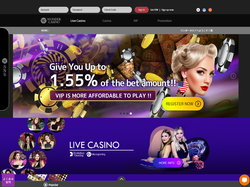Play Wonder Casino Now