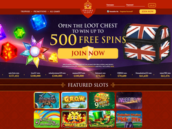 Play UK Online Slots Now