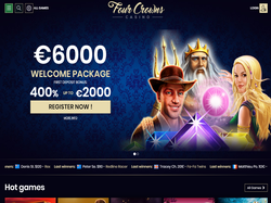 Play Four Crowns Casino Now