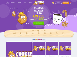 Play Cookie Casino Now