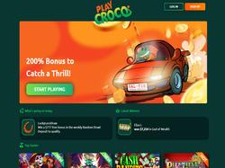 Play PlayCroco Now