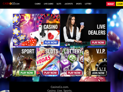 Play CasinoCo.com Now