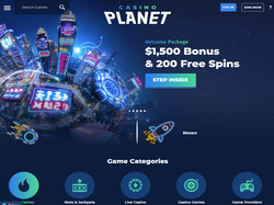 Play Casino Planet Now
