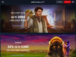 Play MegaSlot Now