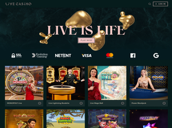 Play LiveCasino Now