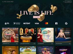 Play LiveCasino Now