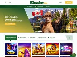 Play OZcasino Now