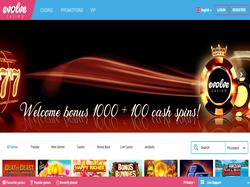 Play Evolve Casino Now
