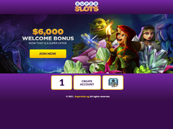 Play Super Slots Now