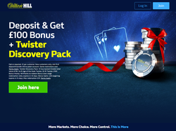 Play William Hill Poker Now