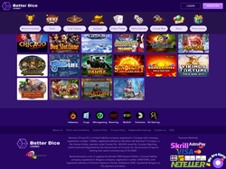 Play Better Dice Casino Now