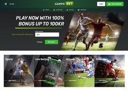 Play CampoBet Sweden Now