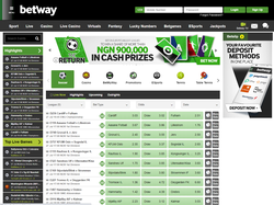 Play Betway Nigeria Now