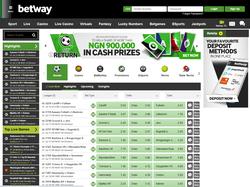Play Betway Nigeria Now