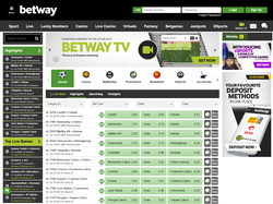 Play Betway Zambia Now