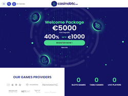 Play Casinobtc Now