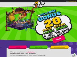 Play Explosino Now