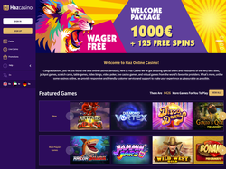 Play Haz Casino Now