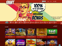Play Rant Casino Now
