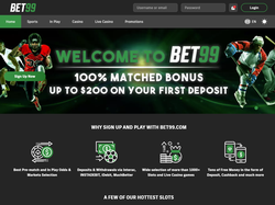 Play Bet99 Now