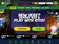 Play LuckyZon Now