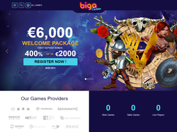 Play Biga Casino Now