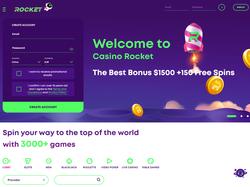 Play Casino Rocket Now