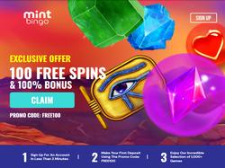 Play Mint Bingo Now