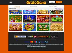Play GratoGana Now