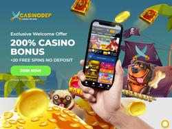 Play Casinodep Now