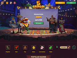 Play 5Gringos Now