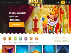 Play Regals Casino Now
