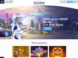 Play Casino Dome Now