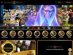 Play Koala Royal Now