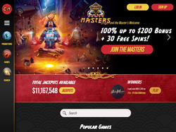 Play Casino Masters Now