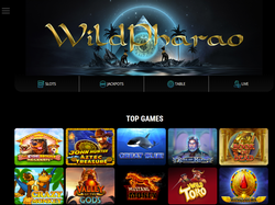 Play Wild Pharao Now
