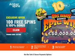 Play Amber Spins Now