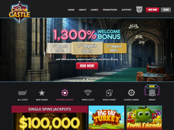Play Casino Castle Now