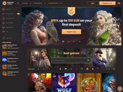 Play National Casino Now