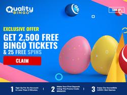 Play Quality Bingo Now