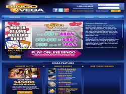 Play Bingo Vega Now