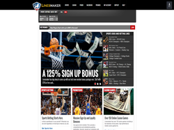 Play LinesMaker Sportsbook Now
