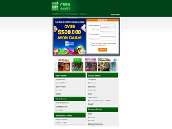 Play GSN Cash Games Now
