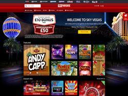 Play Sky Vegas Now