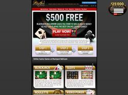 Play Blackjack Ballroom Casino Now