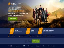 Play Sports Interaction Casino & Games Now