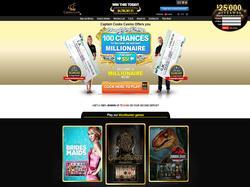 Play Captain Cooks Casino Now