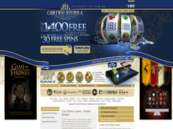 Play Golden Riviera Casino Now