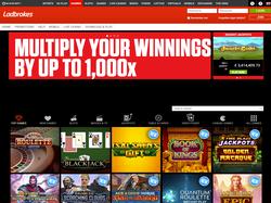 Play Ladbrokes Casino Now