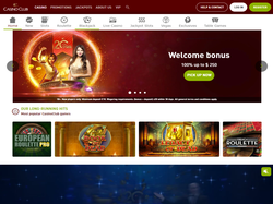 Play CasinoClub Now
